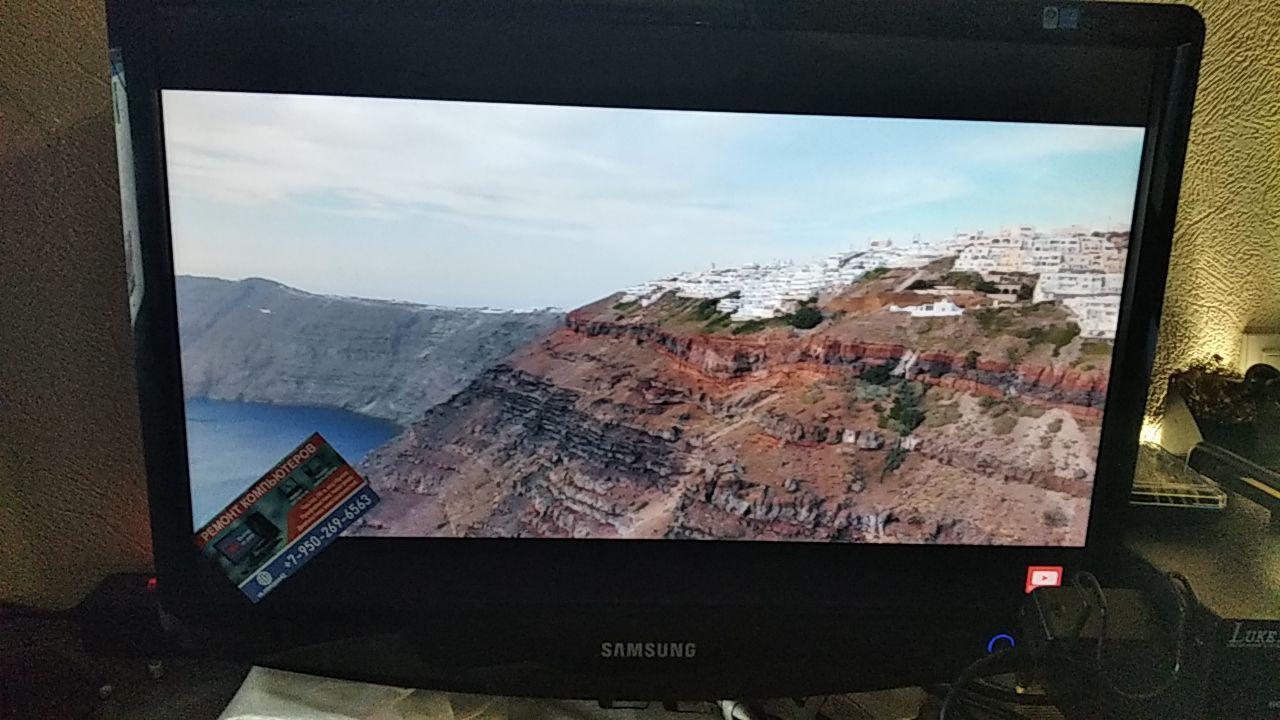 Ремонт монитора Samsung SyncMaster 2232BW